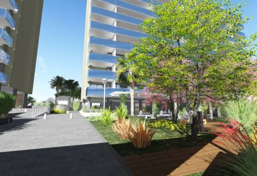 Apartment / Flat - Neubau - Alicante - El Campello