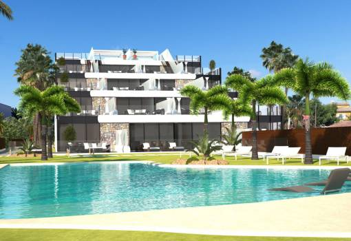Apartment ground floor - New Build - Denia - Denia