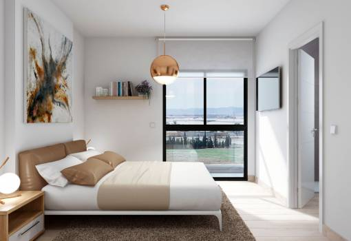 Apartment ground floor - New Build - Murcia - Mar menor