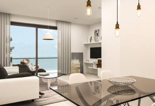 Apartment ground floor - New Build - Torrevieja - Playa del Cura
