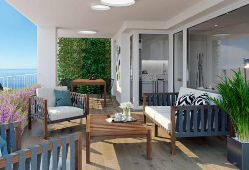 Apartment - Neubau - Alicante - VillaJoyosa