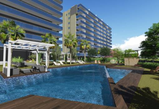 Apartment - New Build - Alicante - El Campello