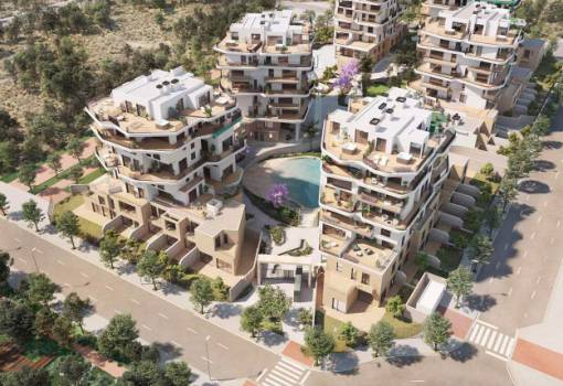 Apartment - New Build - Alicante - VillaJoyosa