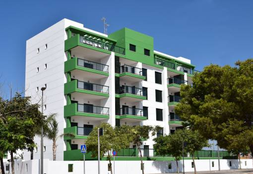 Apartment - New Build - Murcia - Mil palmeras