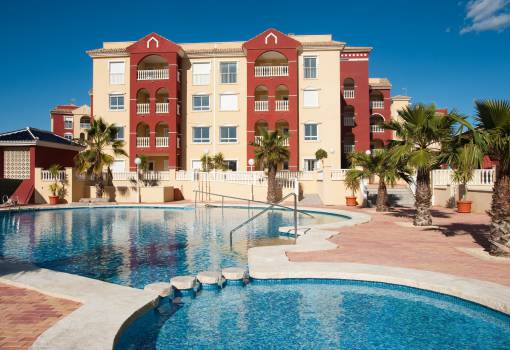 Apartment - New Build - Murcia - San Javier