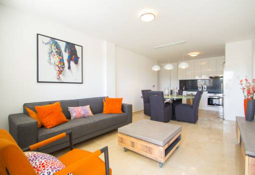 Apartment - New Build - Orihuela - Orihuela costa