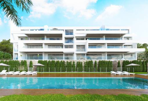 Apartment - New Build - San Miguel de Salinas - Las Colinas