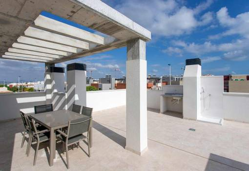 Apartment - New Build - Torrevieja - Cabo Cervera