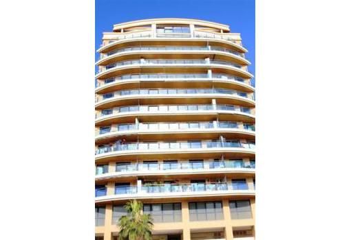 Apartment - Resale - Calpe - Calpe