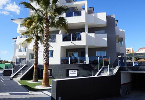 Appartement - New Build - Orihuela - Orihuela costa