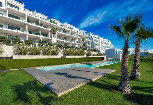 Appartement - New Build - Orihuela - Orihuela