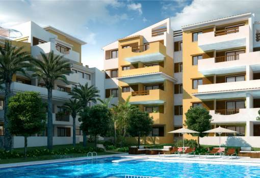 Appartement - New Build - Torrevieja - Punta Prima