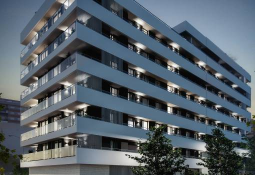 Appartement - Nouvelle construction - Alicante - Alicante City