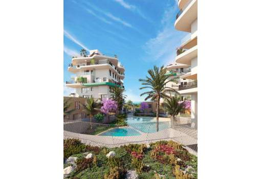Appartement - Nouvelle construction - Alicante - VillaJoyosa