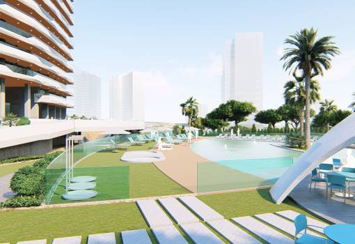 Appartement - Nouvelle construction - Benidorm - Benidorm