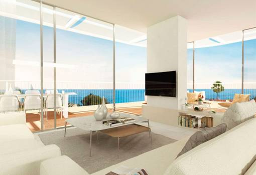 Appartement - Nouvelle construction - Denia - Denia