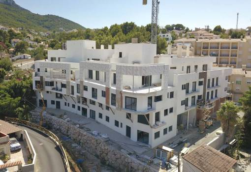 Appartement - Nouvelle construction - Denia - La Pedrera