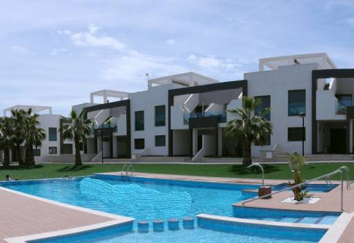 Appartement - Nouvelle construction - Guardamar del Segura - El Raso