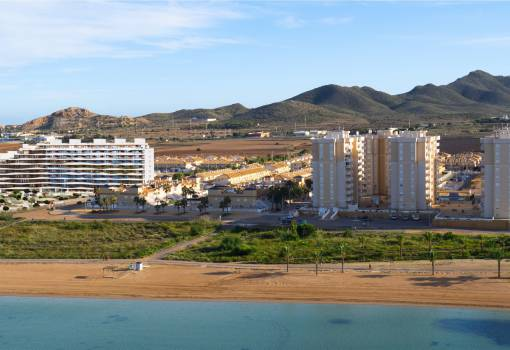 Appartement - Nouvelle construction - Murcia - Mar menor