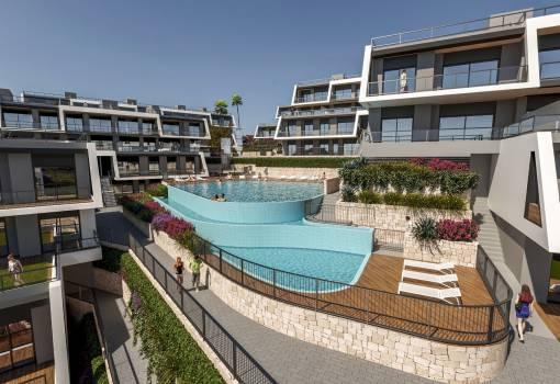 Appartement - Nouvelle construction - Santa Pola - Gran Alacant