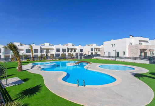 Appartement - Nouvelle construction - Torrevieja - Cabo Cervera