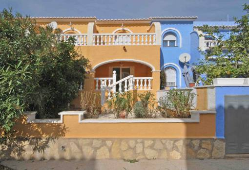 Attached house - Resale - Benitachell - Cumbre del sol