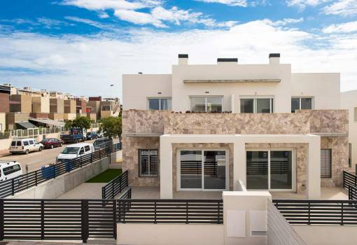 Duplex - New Build - Torrevieja - Cabo Cervera