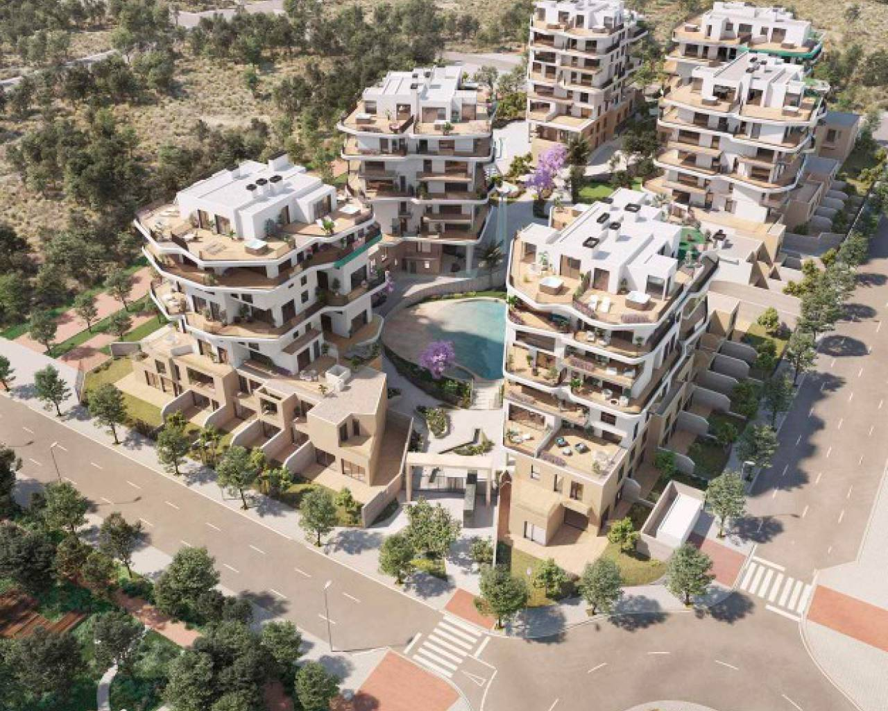 New Build - Apartment - Alicante - VillaJoyosa