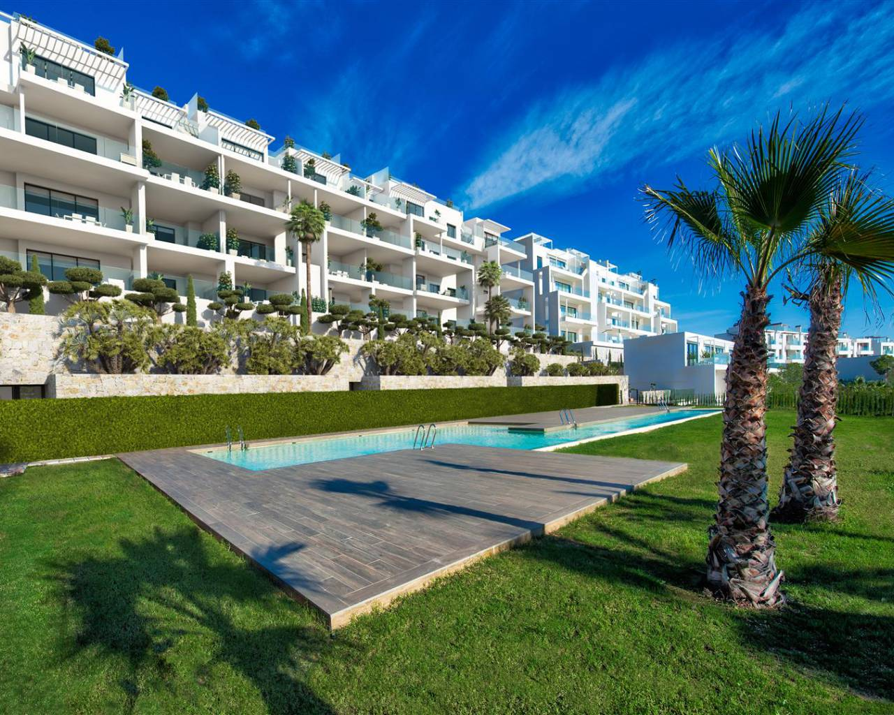 New Build - Apartment ground floor - San Miguel de Salinas