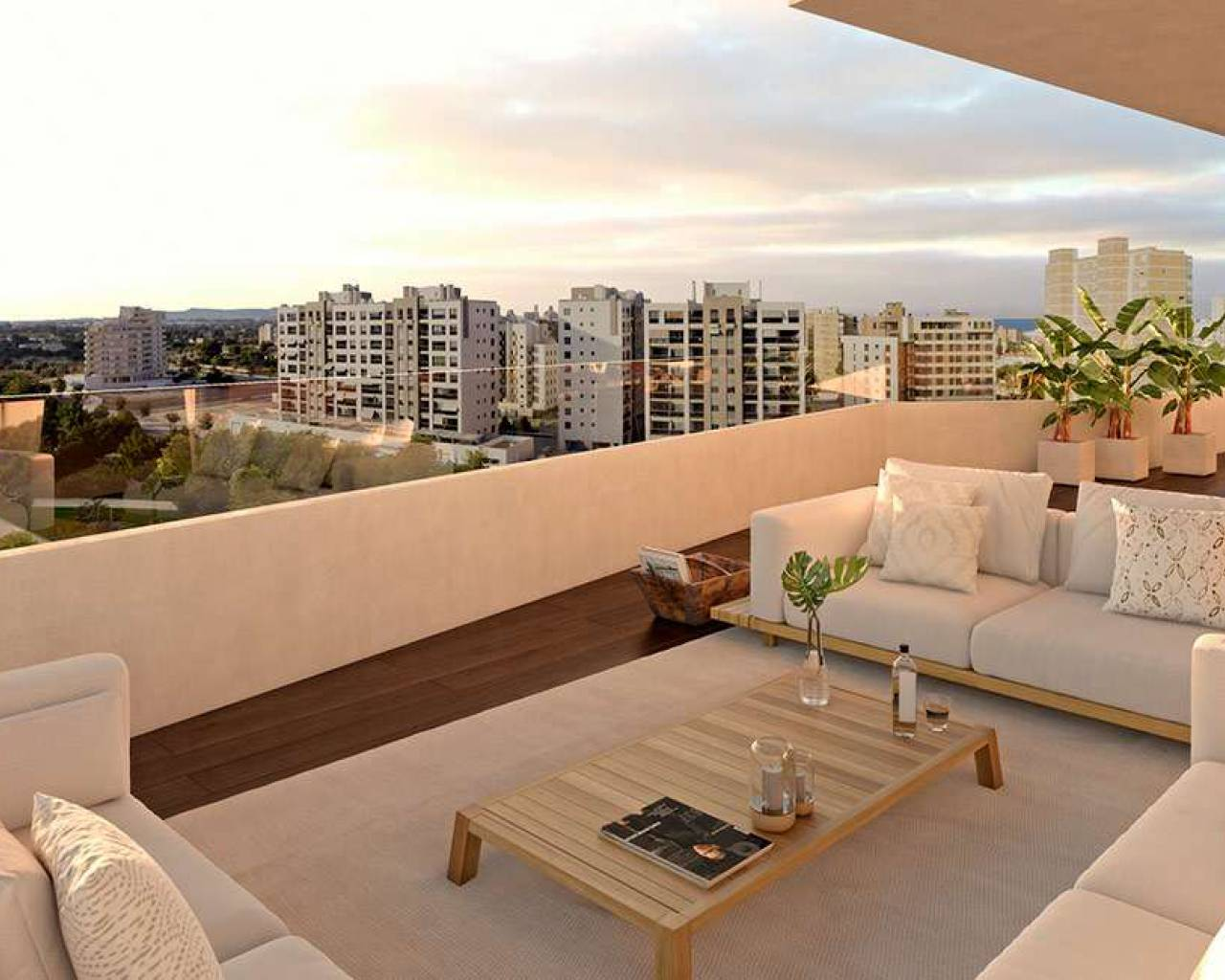 New Build - Apartment - San Juan  - San Juan Playa