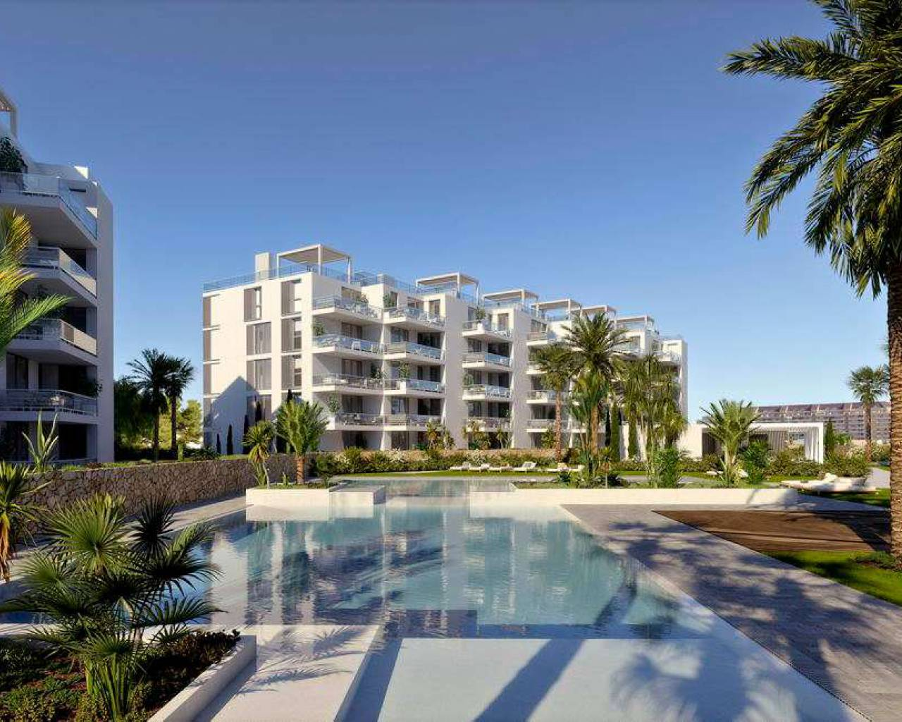 New Build - Appartement - Denia