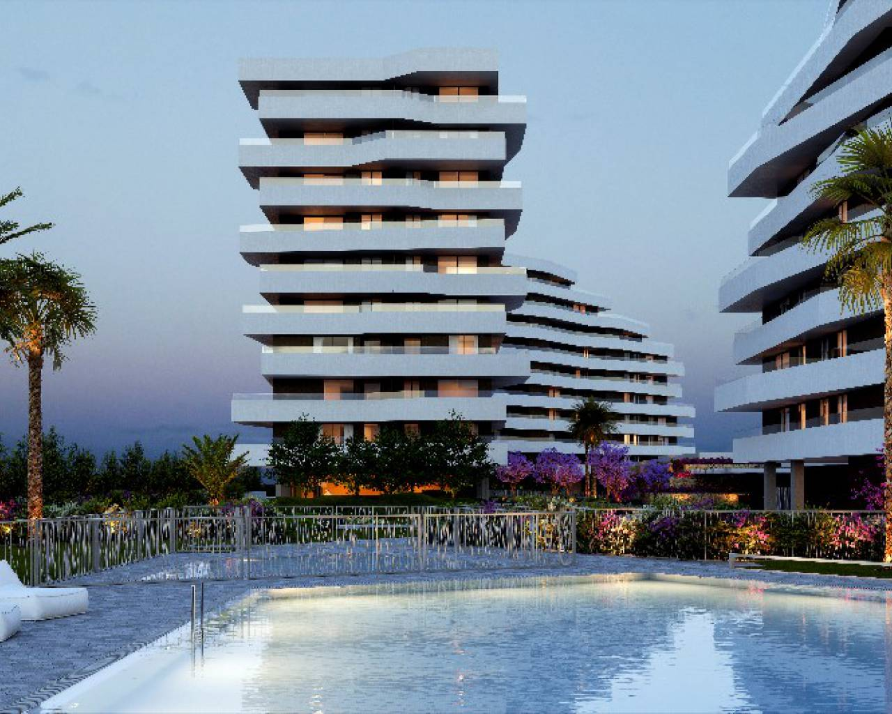 New Build - Appartement - San Juan - San Juan Playa
