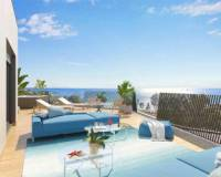 New Build - Bungalow - Alicante - VillaJoyosa