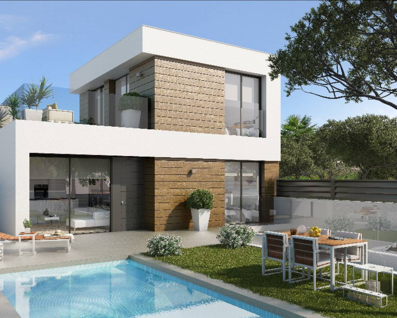 New Build - Villa - Alicante - El Campello
