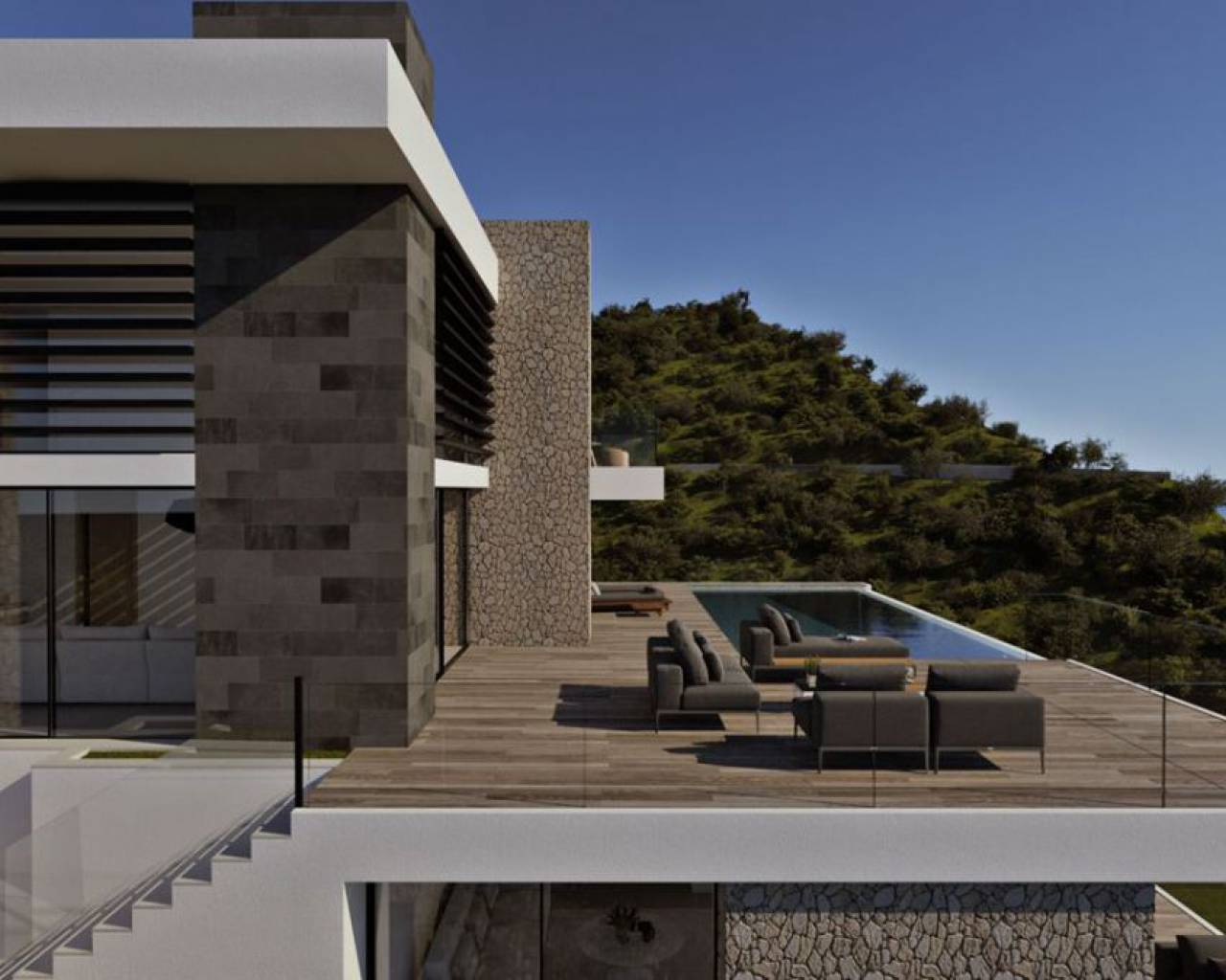 New Build - Villa - Benitachell