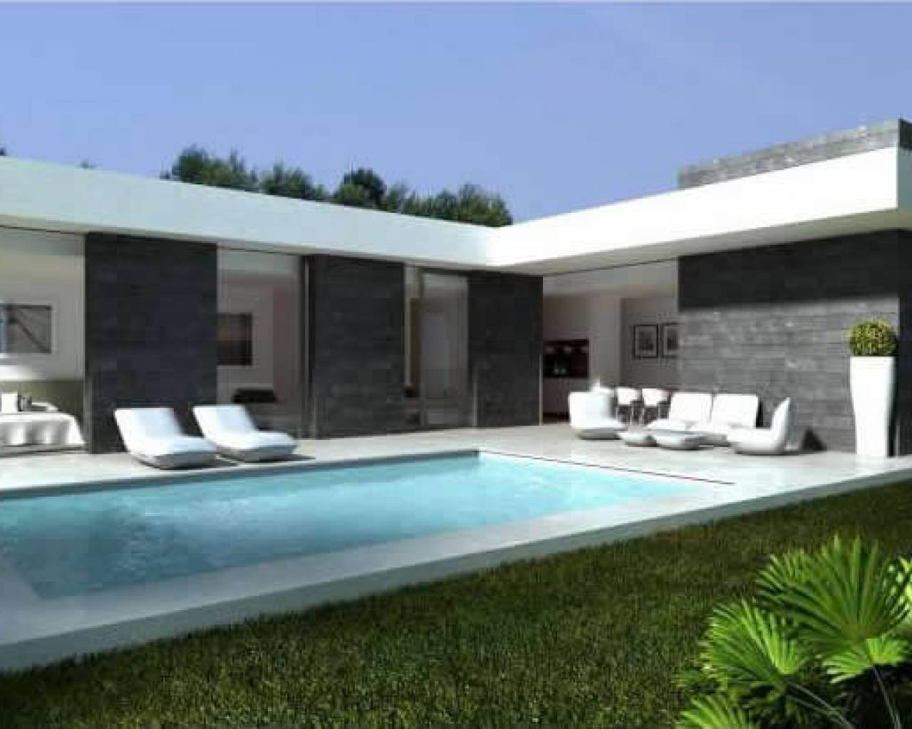 New Build - Villa - Denia - La Sella