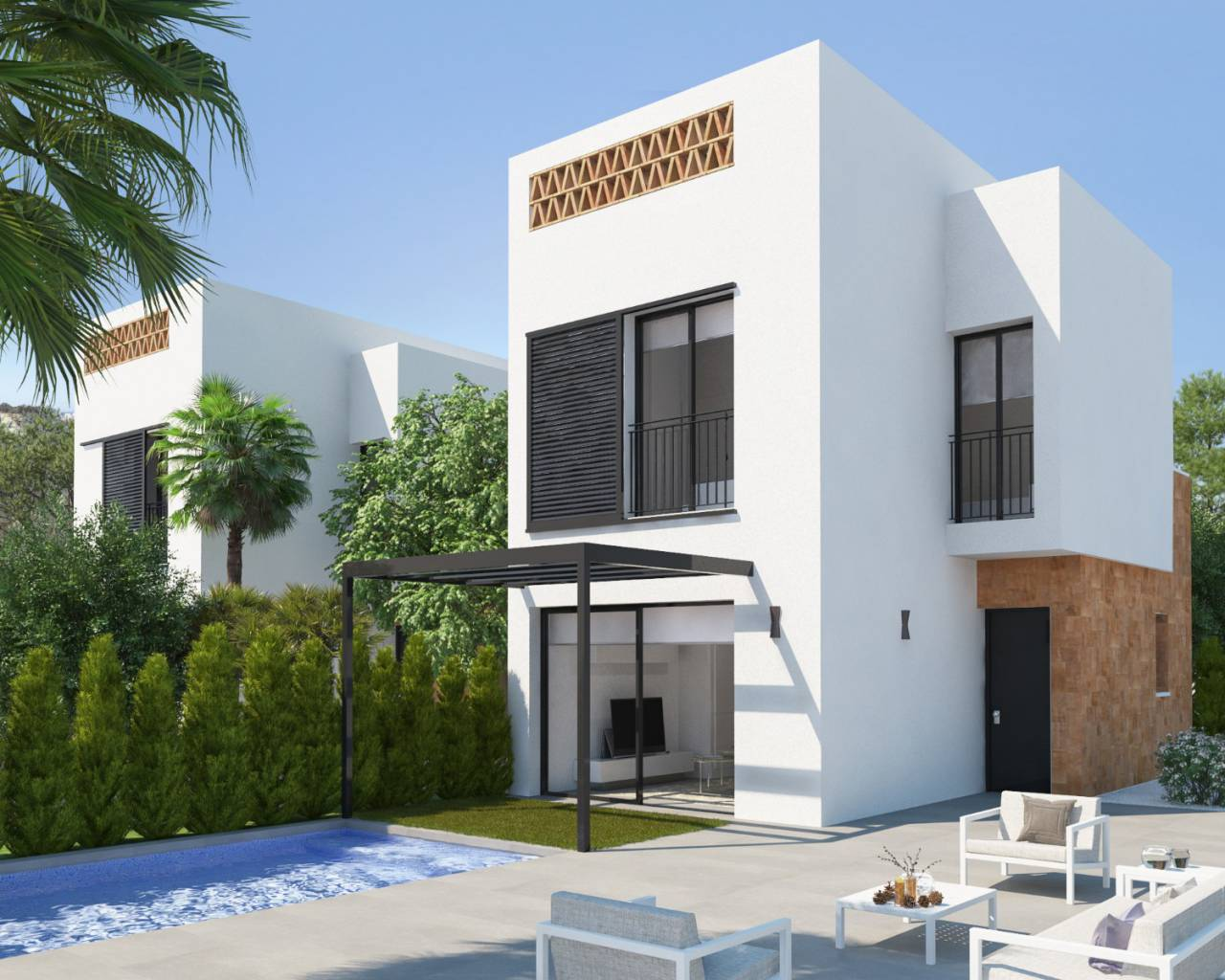 New Build - Villa - Guardamar del Segura - Benijofar