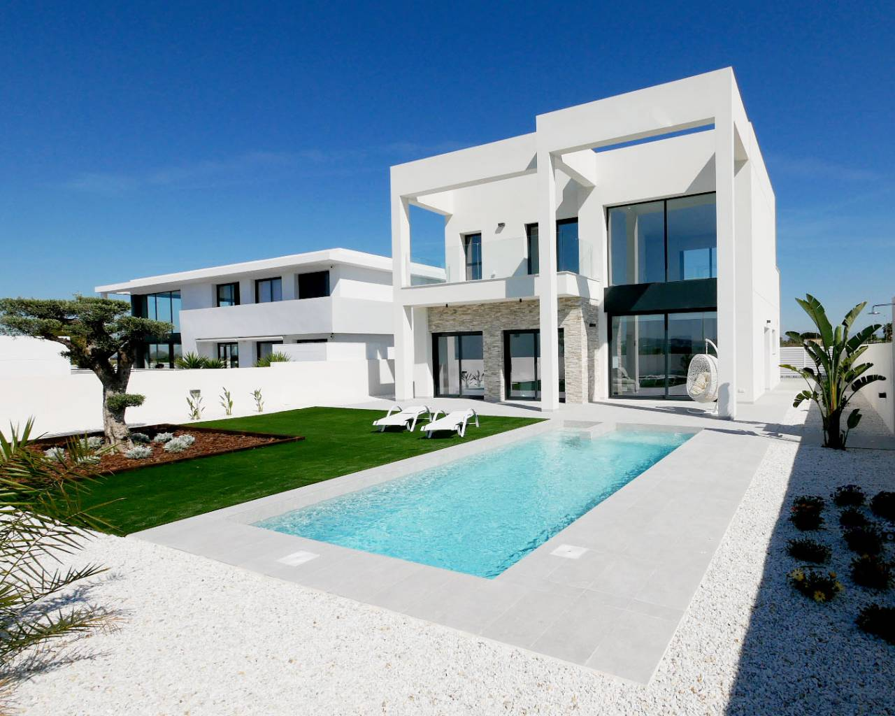 New Build - Villa - Guardamar del Segura - La Marina