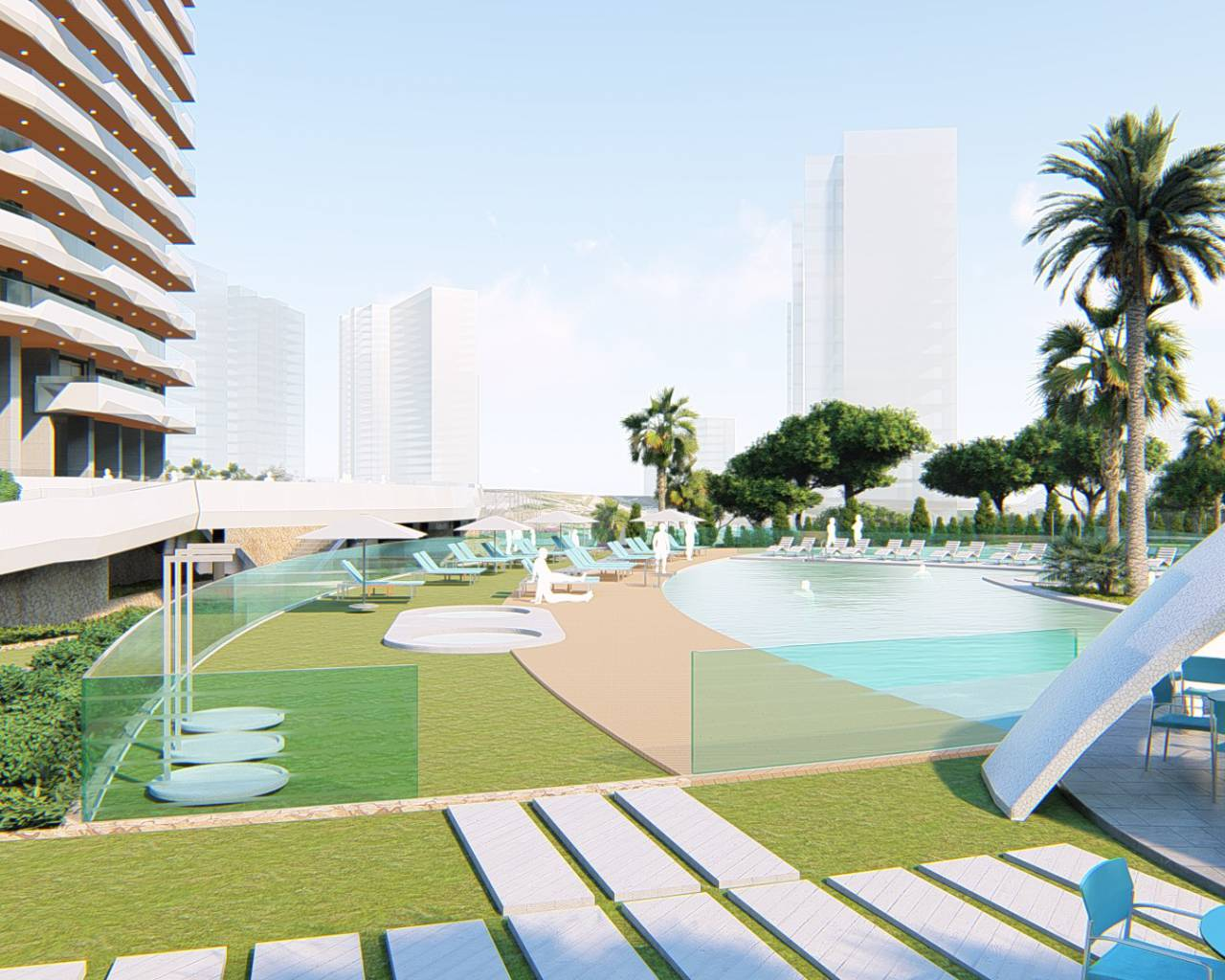 Nouvelle construction - Appartement - Benidorm