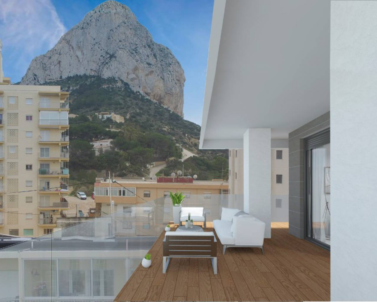 Nouvelle construction - Appartement - Calpe