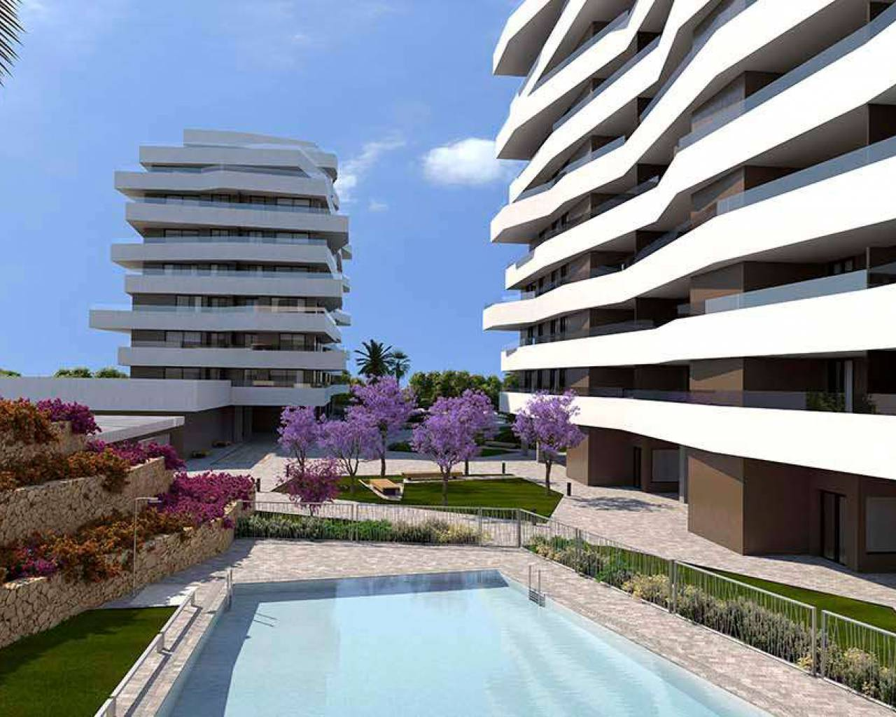 Nouvelle construction - Appartement - San Juan - San Juan Playa