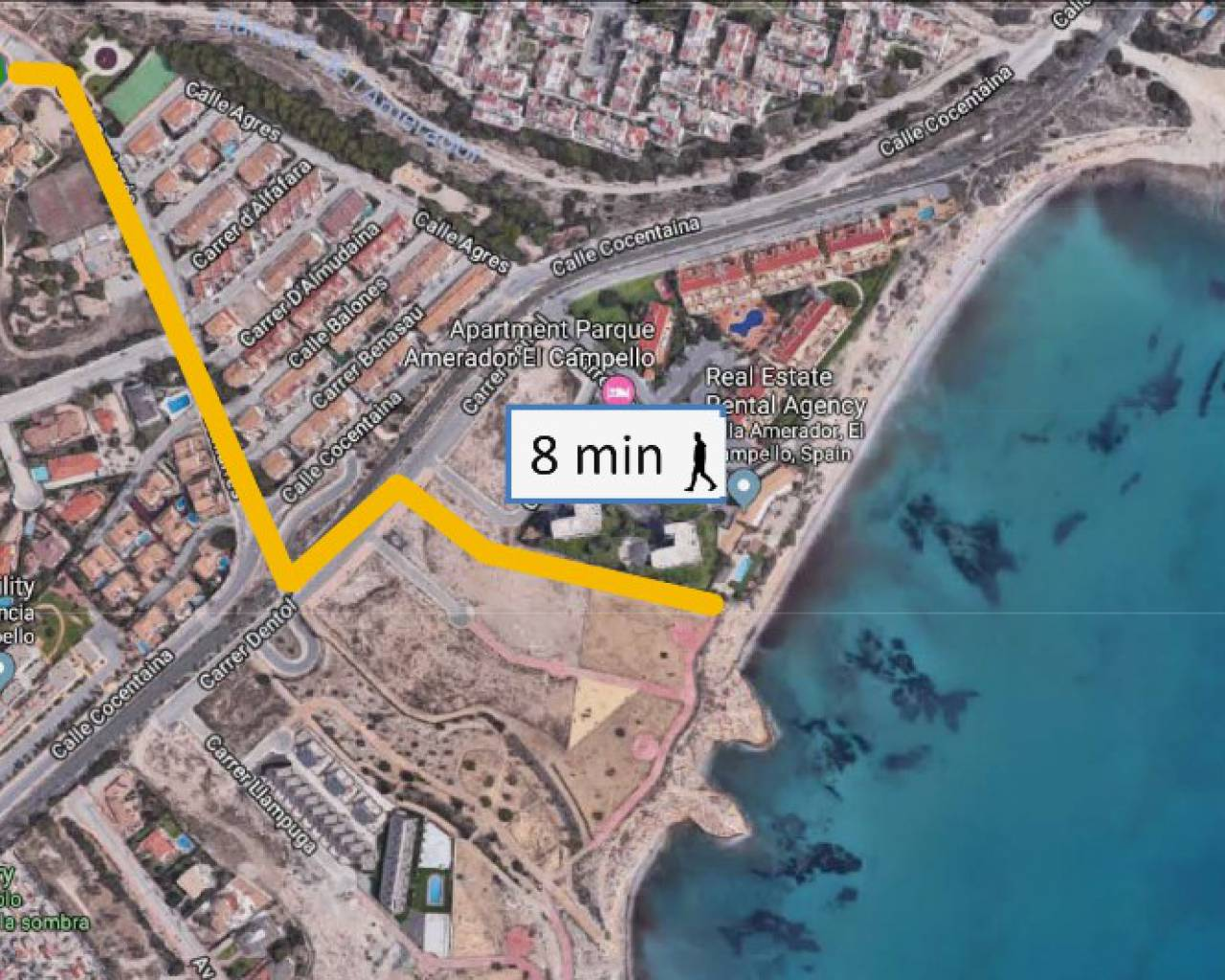 Nouvelle construction - Villa - Alicante - El Campello