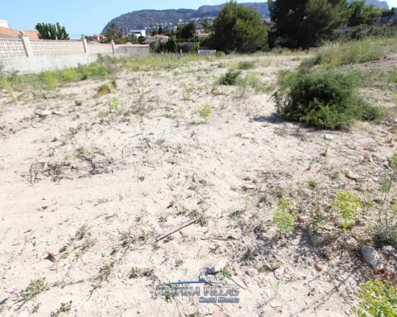 Resale - Plot - Calpe