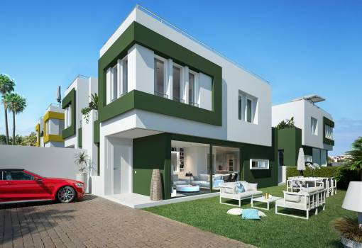 Townhouse - New Build - Denia - Denia