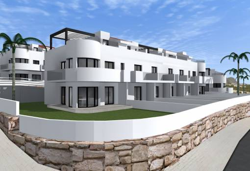 Townhouse - New Build - Finestrat - Finestrat