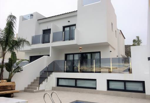 Villa - New Build - Alicante - VillaJoyosa