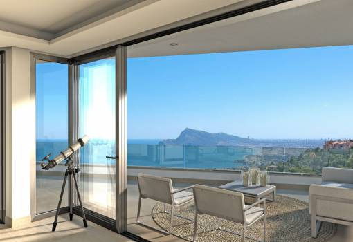 Villa - New Build - Altea - Altea Hills