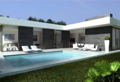 Villa - New Build - Denia - La Sella