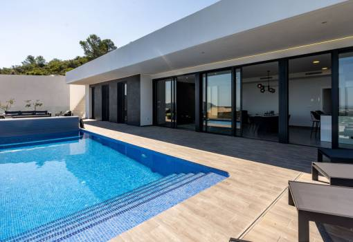 Villa - New Build - Denia - Monte Solana