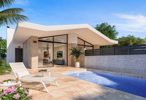 Villa - New Build - Guardamar del Segura - Benijofar